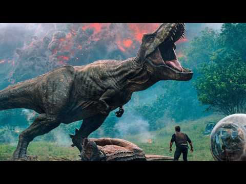 Jurassic World Stars Return For Universal Studios Jurassic World: The Ride