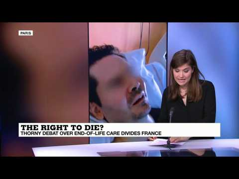 The right to die? Decade-long family feud sparks debate over end-of-life care in France