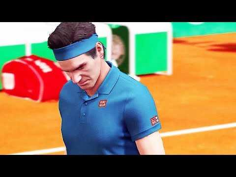 TENNIS WORLD TOUR ROLAND GARROS EDITION Gameplay Trailer (2019) PS4 / Xbox One / PC