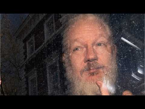Assange Faces 175 Years In Jail After Being Charges With 17 New Charges