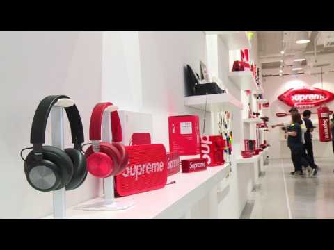 Sotheby's holds online sale of Supreme collection