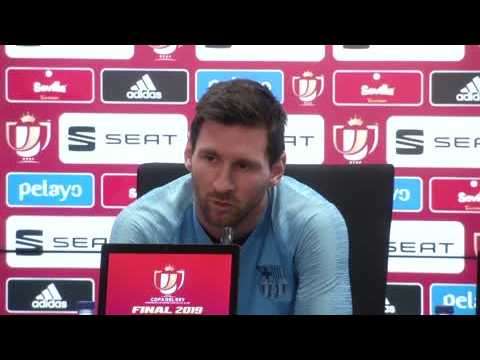 Ambient: Soccer Messi Transfer