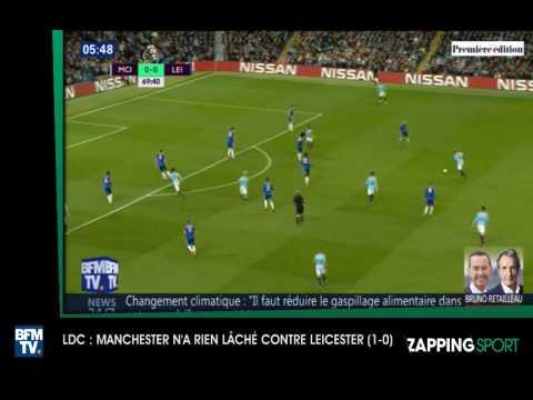 ZAP SPORT DU 7 MAI : Manchester City sauvé par Kompany face à Leicester