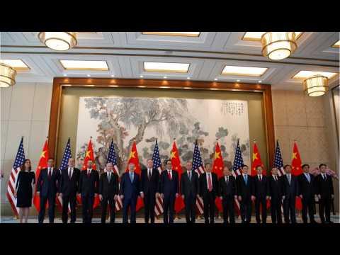 China Trade Talks Continue Despite Trump's Tough Talk