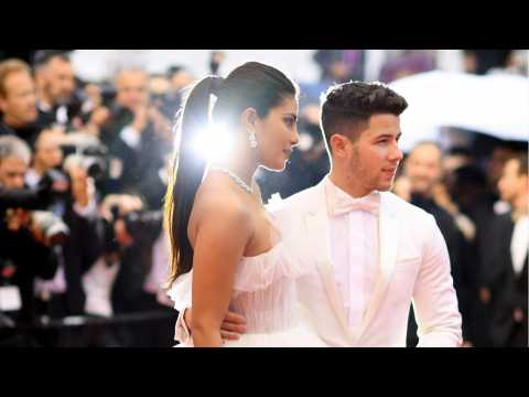 Priyanka Chopra And Nick Jonas Match At 2019 Cannes Film Festival