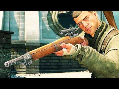 SNIPER ELITE V2 REMASTERED Launch Trailer (2019) PS4 / Xbox One / PC