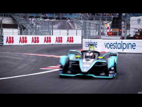 Panasonic Jaguar Racing, Monaco E-Prix Race Highlights