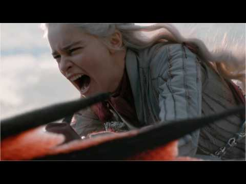 Emilia Clarke's Pic In Bald Cap Has 'Game of Thrones' Fans Freaking