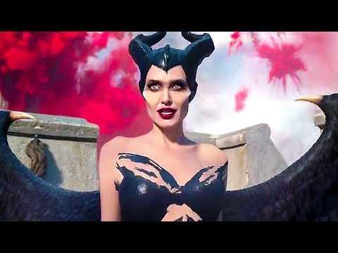 MALEFICENT 2 Trailer (Angelina Jolie, 2019) MISTRESS OF EVIL