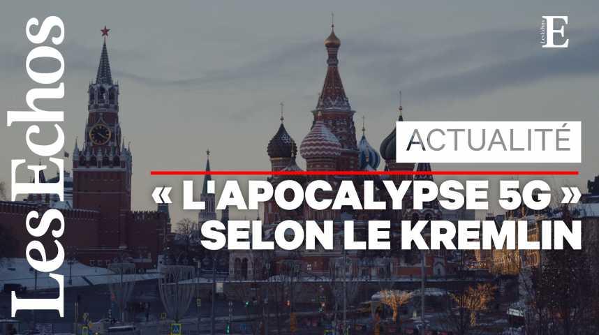Illustration pour la vidéo Pourquoi la Russie cherche à dézinguer la 5G