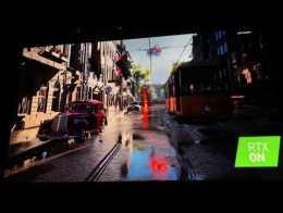 Battlefield V running on Nvidia RTX (part 1 of 2)
