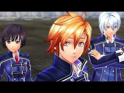 """THE LEGEND OF HEROES TRAILS OF COLD STEEL III """"New Allies"""" Trailer (2019) PS4"""