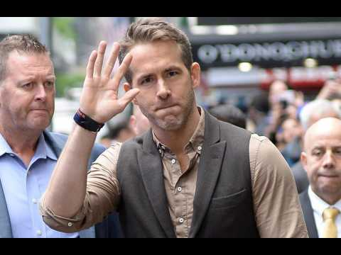 Ryan Reynolds' daughter convinced him to star in Detective Pikachu