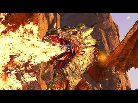 "THE ELDER SCROLLS ONLINE ELSWEYR ""Dragon Rage"" Trailer (2019) PS4 / Xbox One / PC"