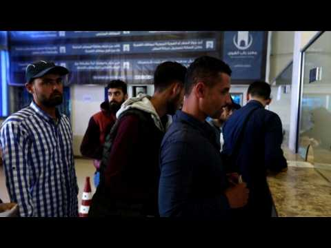 Displaced Syrian families in Turkey cross over to Syria for Eid al-Fitr