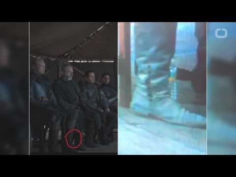 Fans Spot 2 Modern Day Water Bottles On 'Game of Thrones' Finale