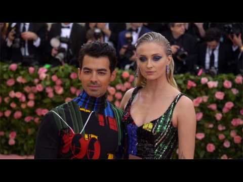 Sophie Turner and Joe Jonas briefly split early on in romance