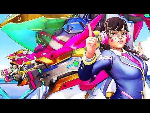 "OVERWATCH ""Seasonal Event Anniversary"" Trailer (2019) PS4 / Xbox One / PC"