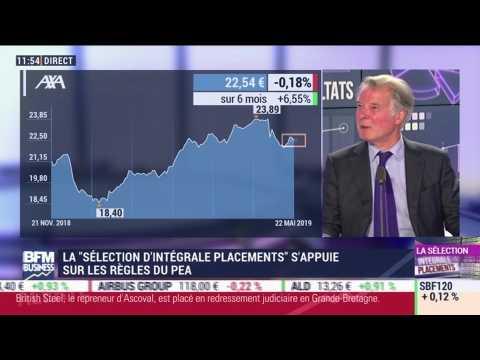 Sélection Intégrale Placements: Axa, une hausse de près de 20% depuis le début de l'année - 22/05