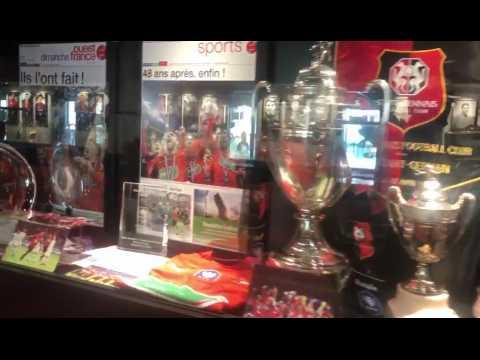 Rennes. La Galerie des légendes du Stade Rennais se dévoile au Roazhon Park