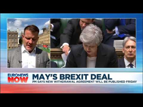 Pressure grows on UK PM Theresa May to quit over Brexit woes