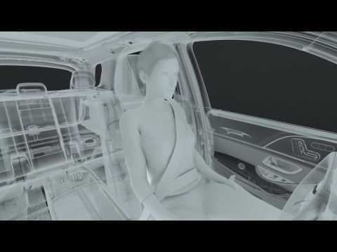 Mercedes-Benz ESF 2019 - Holistic driver safety concept