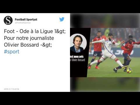 Actu Football hebdo Twitter - 07/05/2019