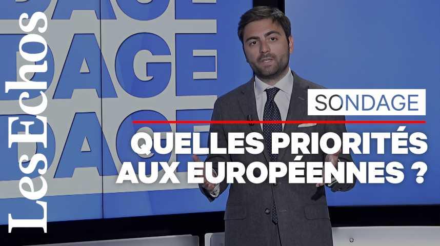 """Illustration pour la vidéo """"Je t'aime, moi non plus"""" : quel est le rapport des Français à l'Europe ?"""