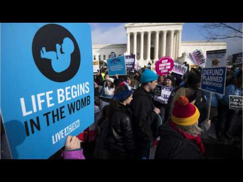 Georgia Becomes Fifth State To Sign Heartbeat Abortion Ban