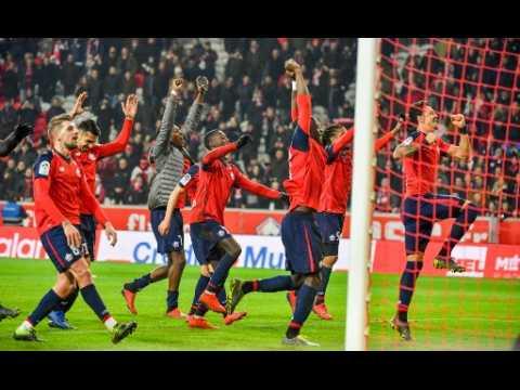 Lille se qualifie pour la Ligue des champions