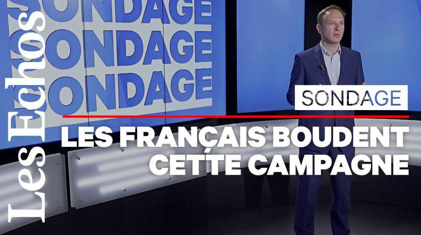 """Illustration pour la vidéo Elections européennes : """"la campagne n'est pas un marathon, mais un sprint"""""""