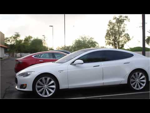 Tesla Cars Can Order Broken Parts