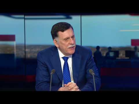 Exclusive: Libyan PM Fayez al-Sarraj speaks to FRANCE 24