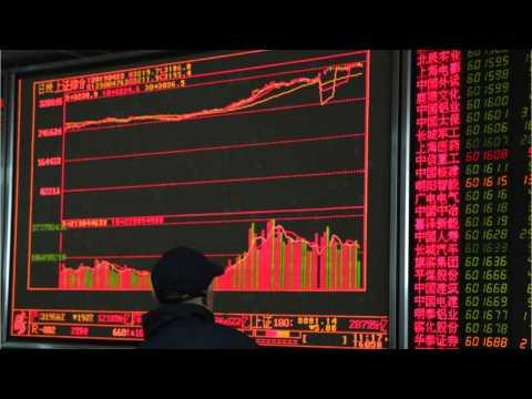 Stocks Reeling On Trade War Fears