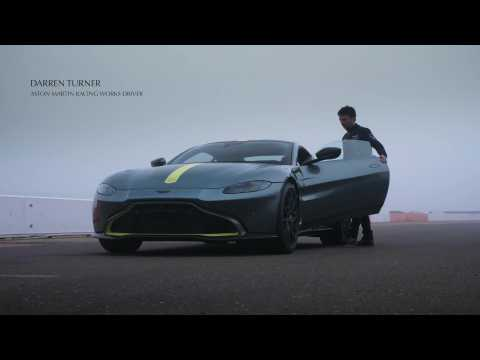 Aston Martin Vantage AMR - Pure, Engaging, Manual Performance