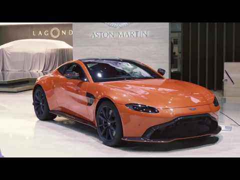 Aston Martin cars 2019 Highlights
