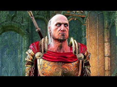 """THE ELDER SCROLLS ONLINE ELSWEYR """"Alfred Molina as Abnur Tharn"""" Trailer (2019) PS4 / xbox One / PC"""