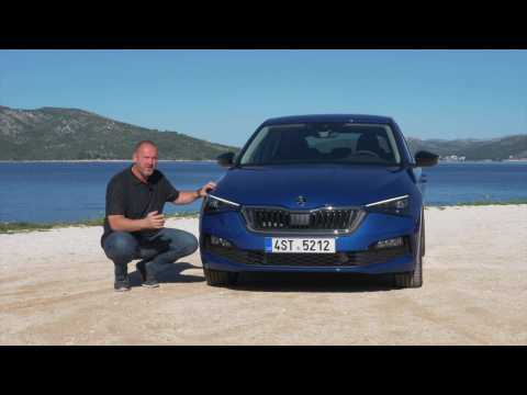 Skoda Scala - Testing the successor of the Rapid Spaceback