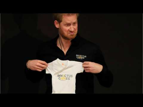 Prince Harry Travels To Hague Days After Birth Of Son