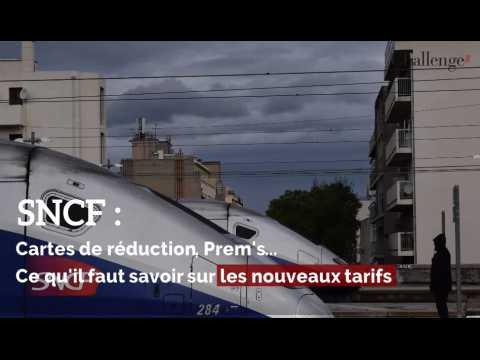SNCF : Cartes de réductions, Prem's... Ce qu'il faut savoir sur les nouveaux tarifs