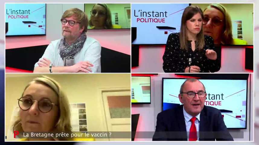Thumbnail L'instant Politique : débat sur la politique vaccinale française