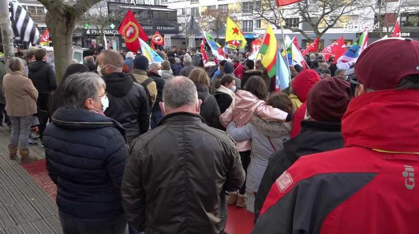 Thumbnail Lorient : rassemblement contre la précarité et le chômage