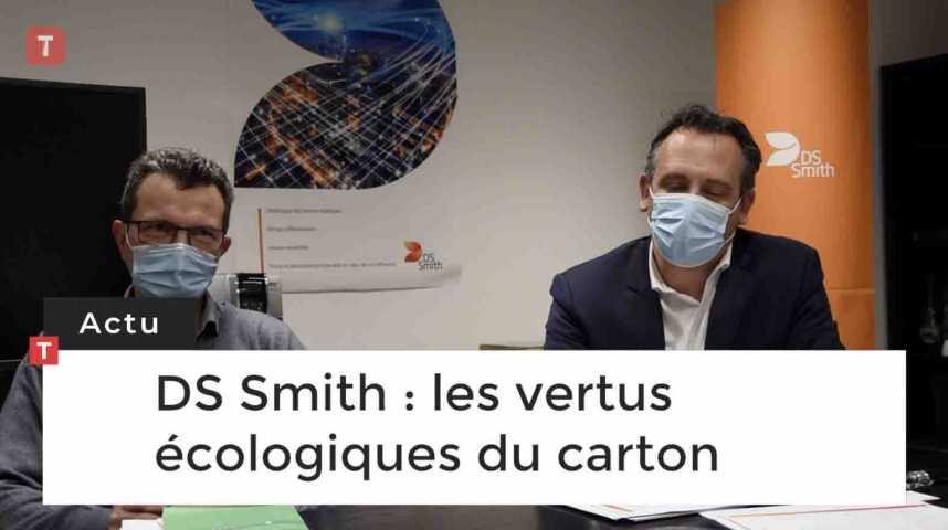Thumbnail DS Smith: les vertus écologiques du carton