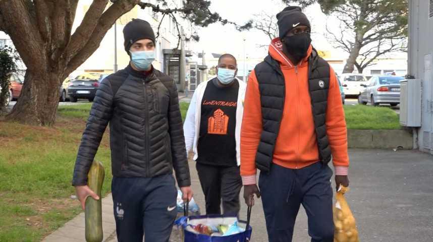 Thumbnail Lorient : un vent de solidarité dans les quartiers