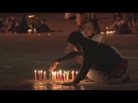 Colombia celebrates Little Candles Day amid pandemic