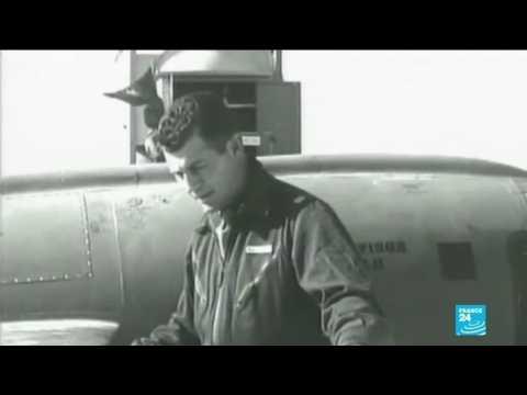 Chuck Yeager, first pilot to break sound barrier, dies aged 97