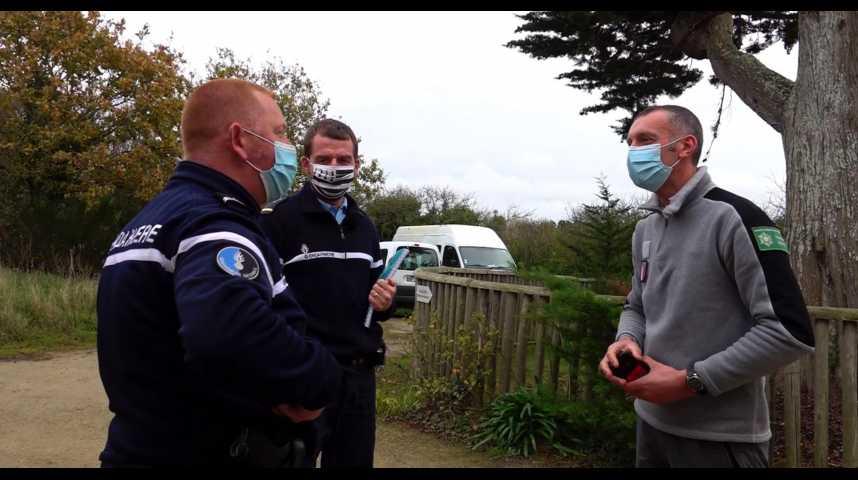 Thumbnail Gendarmerie : création d'une cellule environnementale
