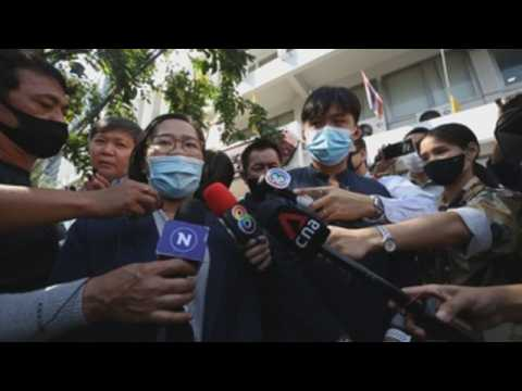 16-year-old Thai student charged for allegedly insulting monarchy