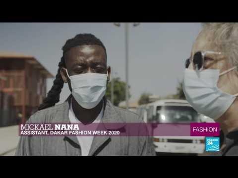 Dakar Fashion Week 2020: A catwalk among the baobab trees