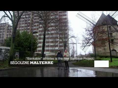 'Bankable' athletes from the Paris suburb of Ivry-sur-Seine